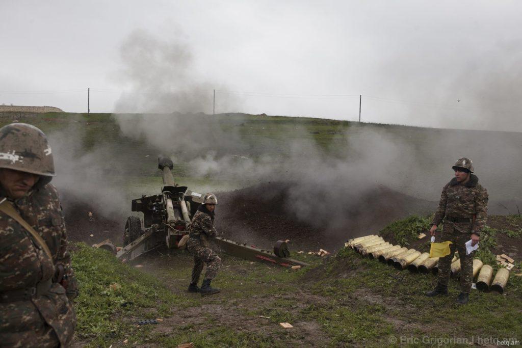 Թարմացում. Ադրբեջանական զինտեխնիկայի հերթական խnցումները. (տեսանյութ)